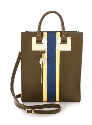 Sophie Hulme Mini Tote Bag   SHOPBOP