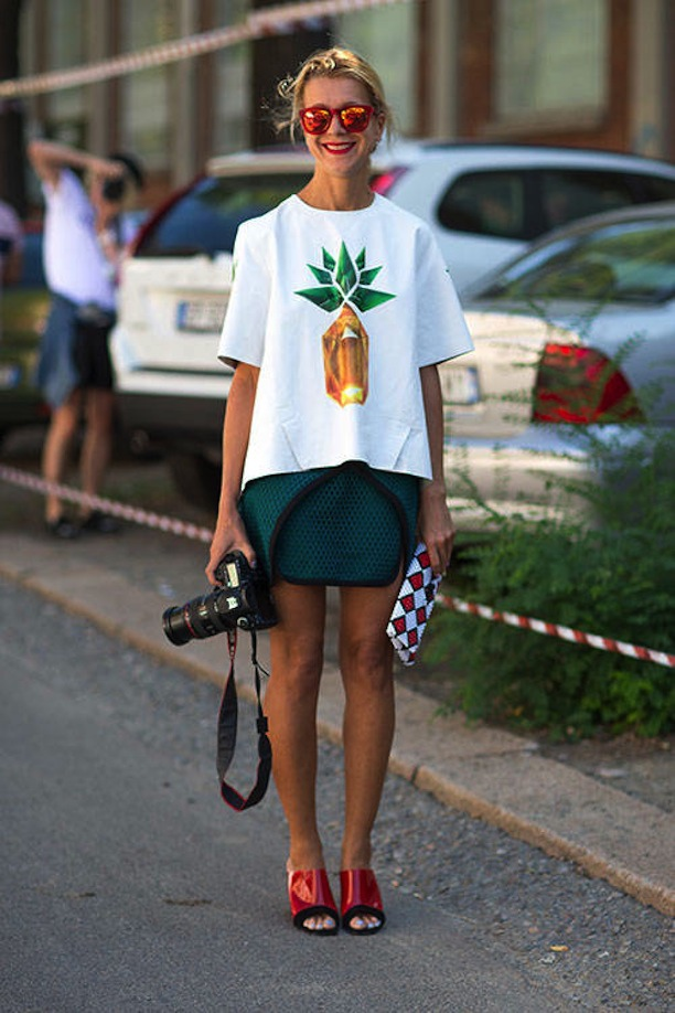 4 Pineapple Print Street Style Looks We Love Natalie Joos 1.jpg