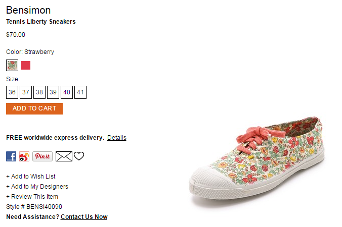 Bensimon Tennis Liberty Sneakers   SHOPBOP.png