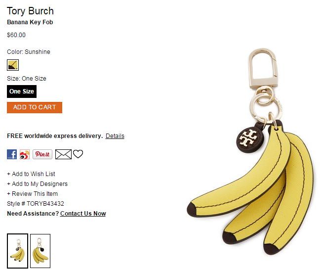 Tory Burch Banana Key Fob   SHOPBOP.png