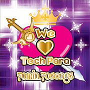 We love techpara 70min