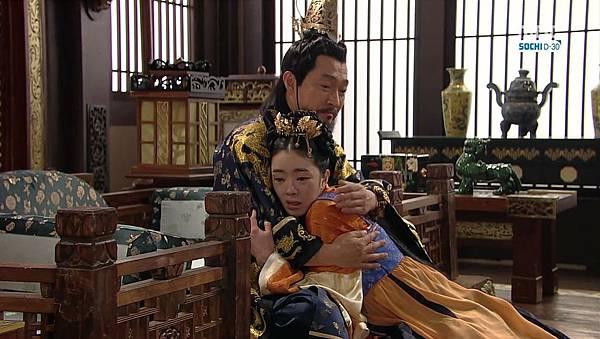 King's Daughter, Soo Baek Hyang.E068.140108.HDTV.x264.AAC.720p.Hel_20170306095107.JPG