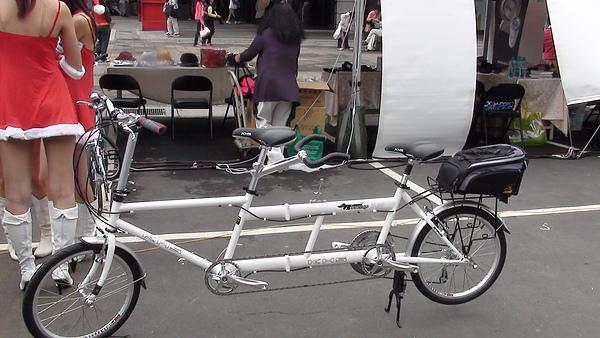 很特殊的腳踏車
