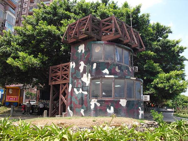 照集令景點:老榕碉堡