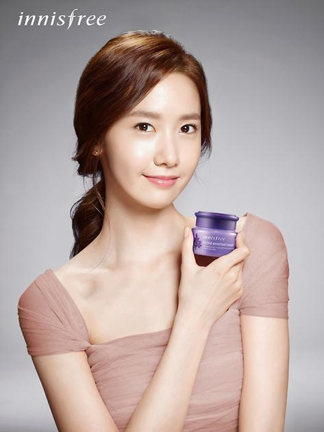 VIwENHJXnkp0KsYZixooghSPpp1tJRem_innisfree 全球品牌代言人 潤娥 用濟州寒蘭系列 打造韓系上質美人的誘惑『肌』1