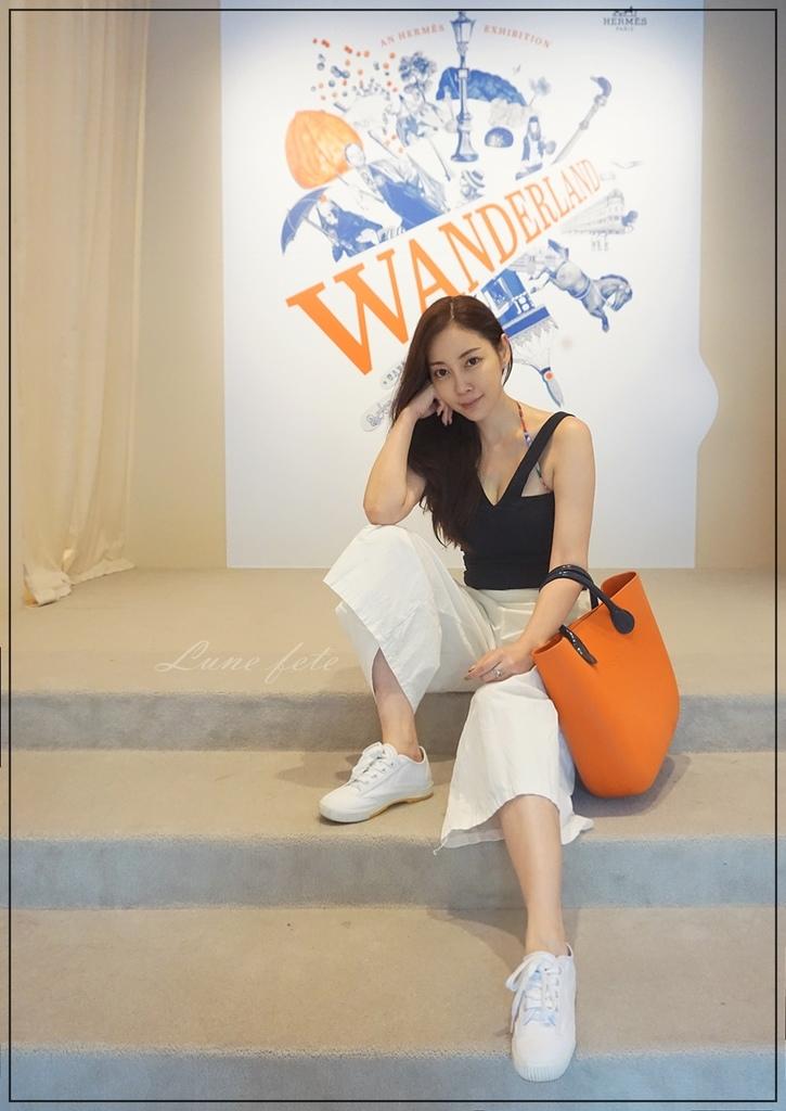 愛馬仕 HERMES 奇境漫遊 漫步巴黎 巴黎人 全球巡迴展 精品展 品牌展 品牌精神 品牌文化 松山文創 展覽
