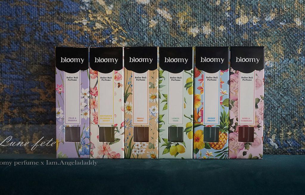 Bloomy滾珠香水的香水筆