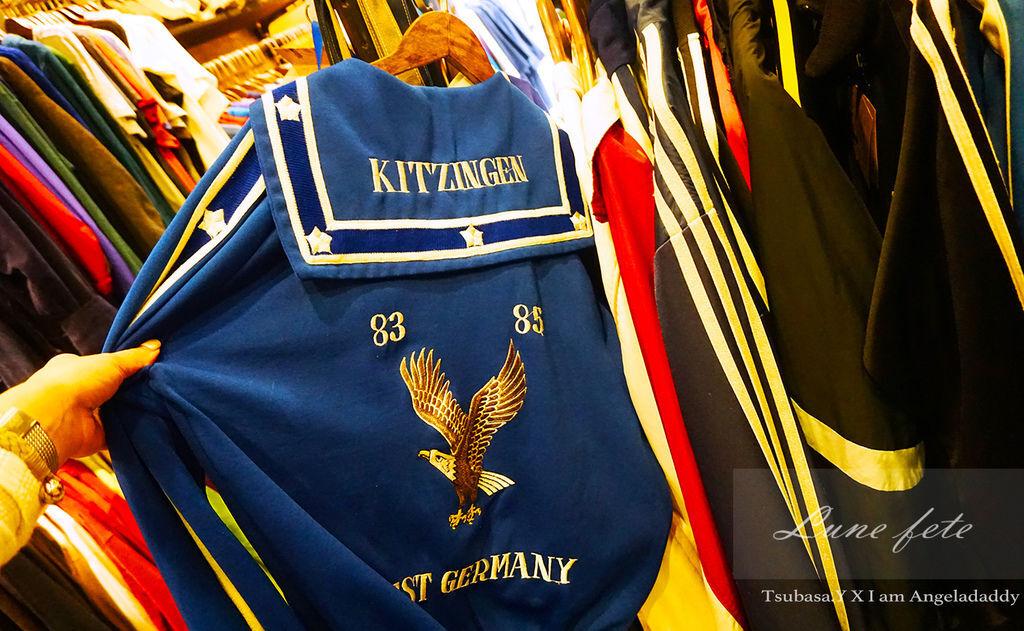 [台中益民商圈/一中商圈]Tsubasa.Y Vintage Shop古著店淘寶去!尋找不同自我的專屬品味體驗跨越時空的驚喜