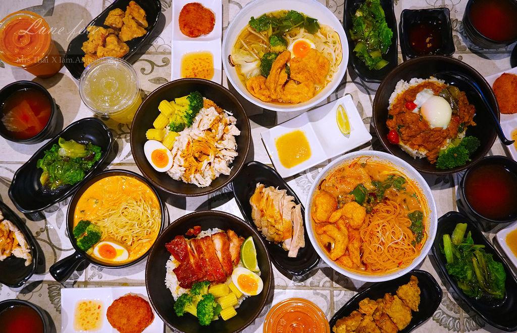 [微風南山-這位泰泰]讓部落客讚聲連連 美食街NO1 吃過必回訪的好店!以平價品嚐餐館品質 品項多樣 滿足愛吃泰料的你