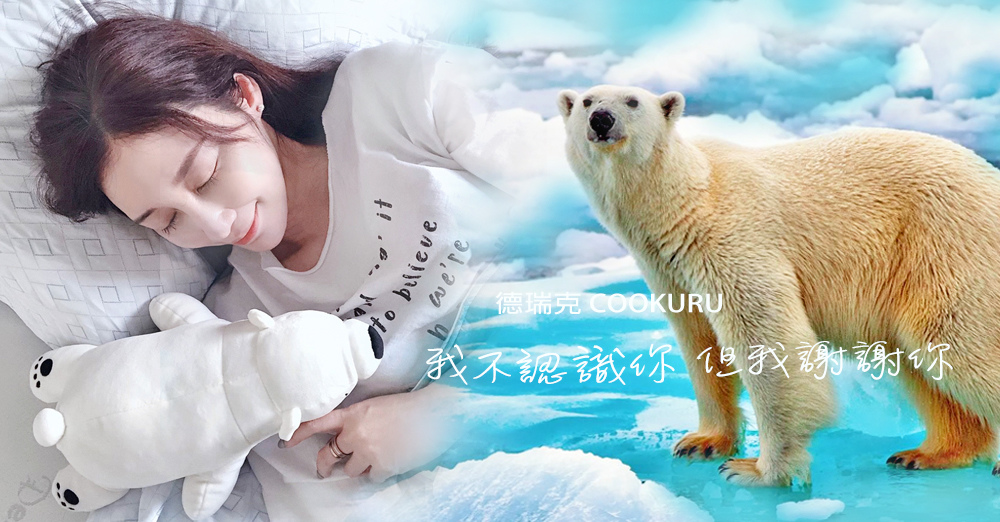 xc.jpg德瑞克名床 COOKURU涼感枕頭套 &涼感被 瞬間涼感 快速回冷 持續散熱 讓北極熊也COO涼一夏!