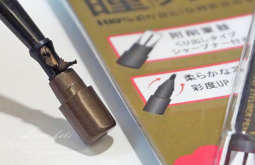 好用彩妝推薦:N.A.F 1+1防水持久旋轉眼線膠筆-第三代全新進化版、N.A.FLED星光打亮餅! DSC02060.JPG