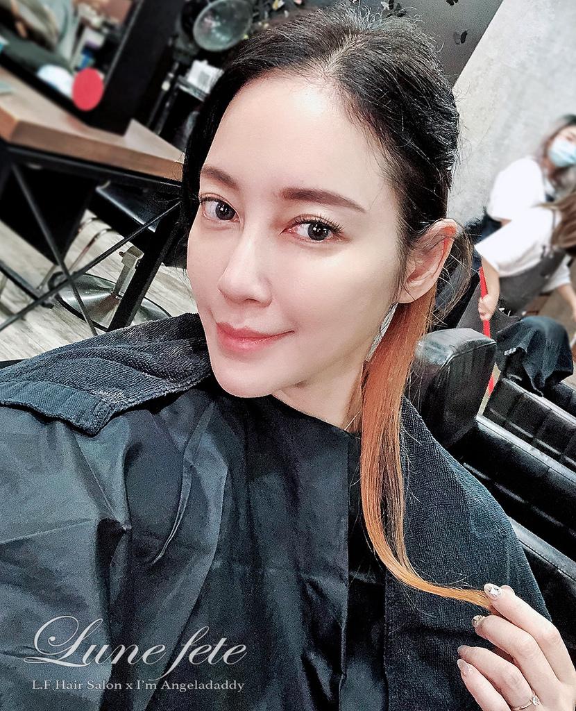 [汐止染髮推薦]霧感耳圈染設計師推薦 Una(L.F Hair Salon ) StyleMap美配 一秒GET汐止區最優質美髮SALON!