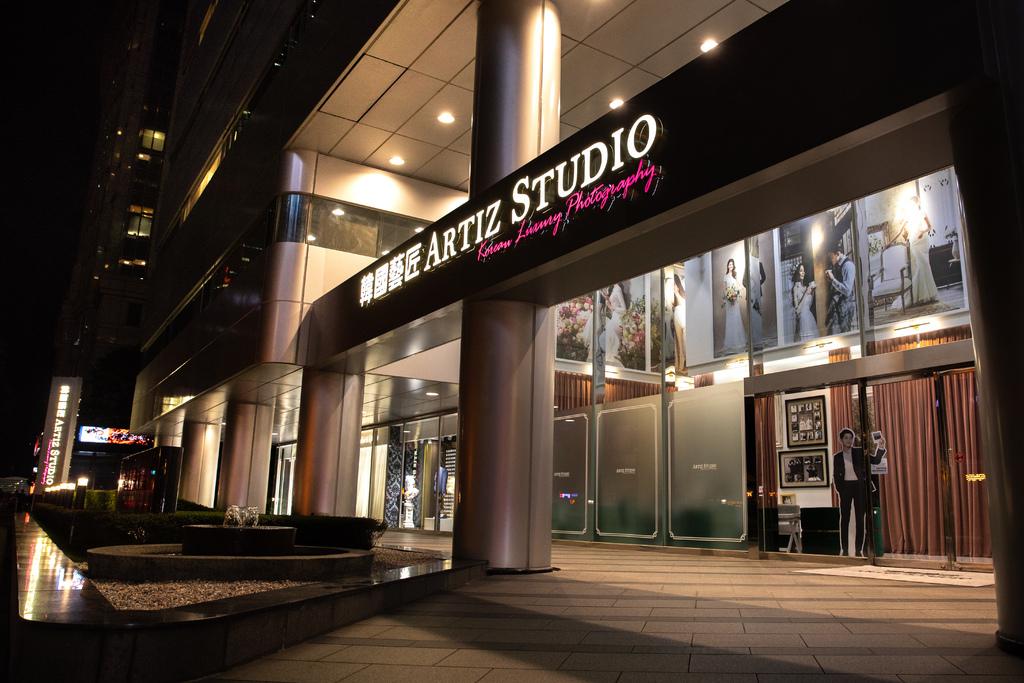 [韓系婚攝推薦]韓國藝匠 Korean Artiz Studio 不出國門不出外景就能輕鬆拍出媲美韓劇經典耐看的時尚婚紗照!01.jpg