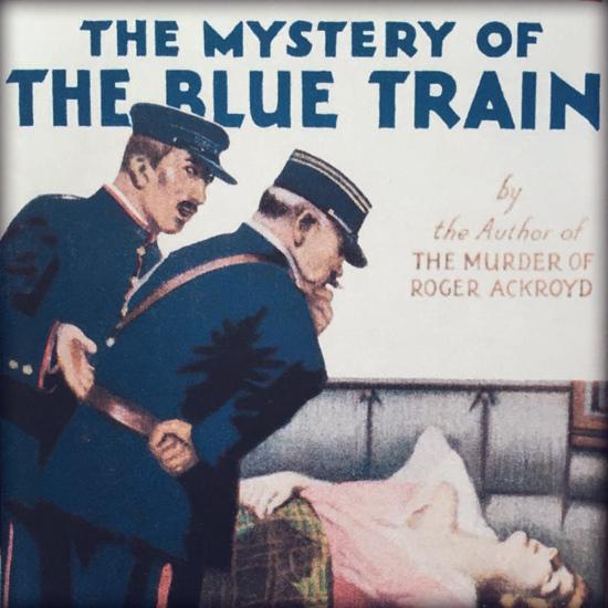藍色列車之謎
