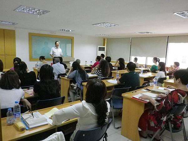 2013年9月中國大陸證照考試-輔導課程