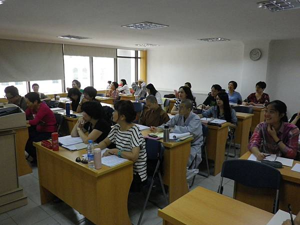 2013年9月中國大陸證照考試-輔導課程上課情形