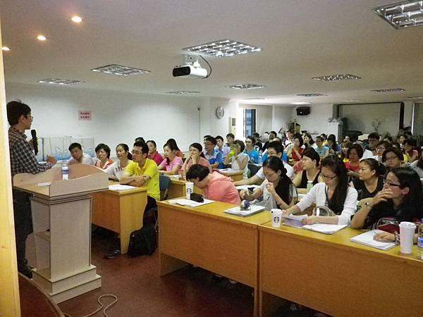 2014年7月大陸國家考試 李若瑟執行長考試要領提醒
