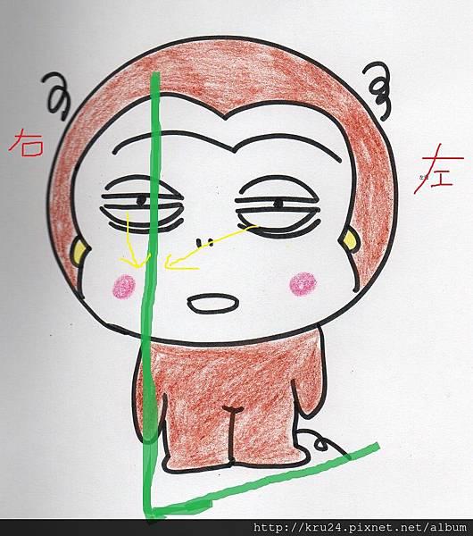 重心微向猴子的右邊.jpg