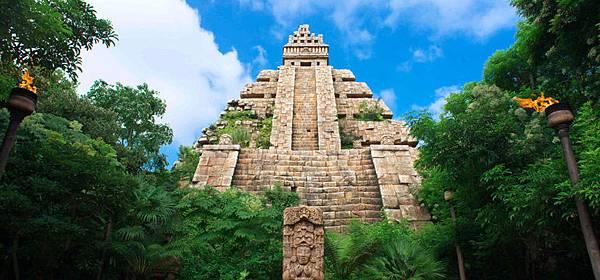 印第安納瓊斯冒險旅程:水晶骷髏頭魔宮01