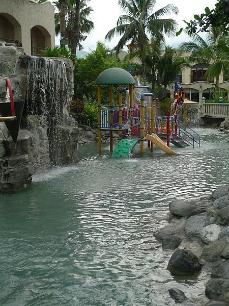 兒童戲水區