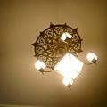 中山堂:燈
