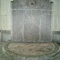 中山堂:洗淨池