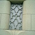 中山堂:1F窗花