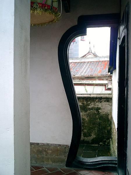 板橋林家:瓶門