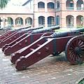 聖多明各城:炮台