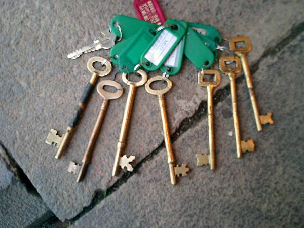 聖多明各城:英國領事館的鑰匙