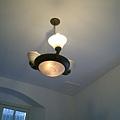 診療室的燈