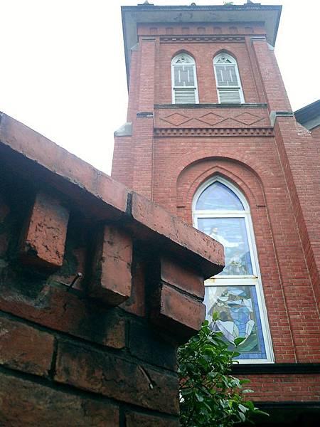 馬偕教會:鐘樓