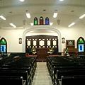 馬偕教會:內部