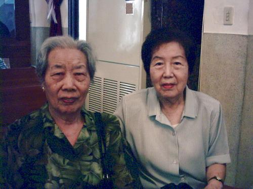 魏李毓蘭姊妹&唐歐明紹姊妹