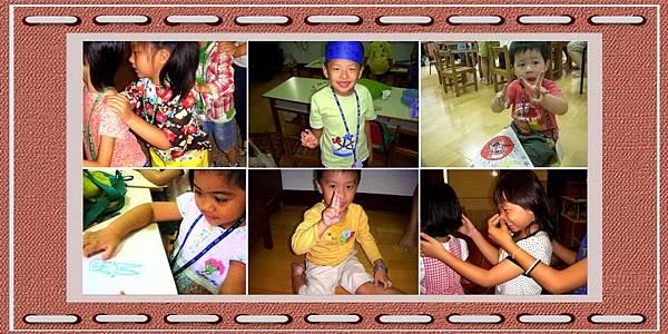 2008年兒童暑期彩虹營Kids