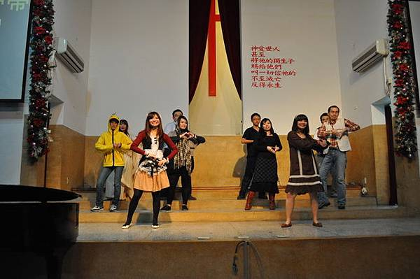 聖誕話劇演出6