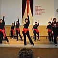 敬拜讚美舞蹈1
