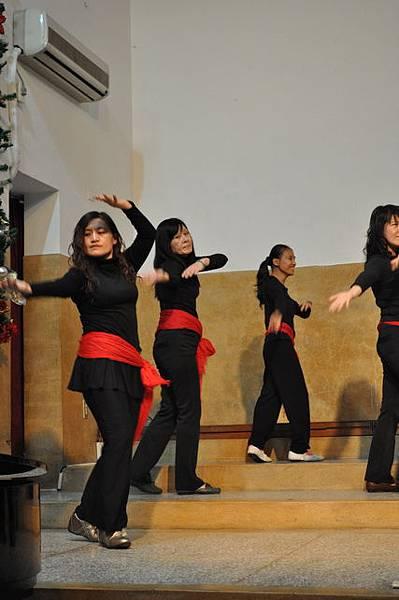 敬拜讚美舞蹈5
