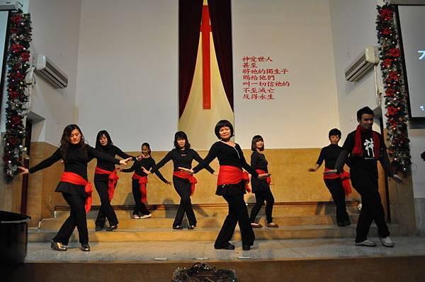 敬拜讚美舞蹈6