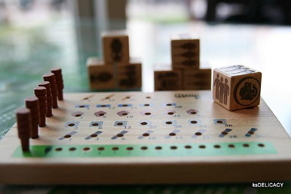 高雄左營遊戲飲食館GameCafe-桌遊-骰越世紀