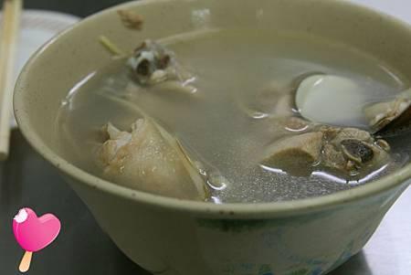 003高雄六合路阿誠麻油雞-好吃的蛤仔雞