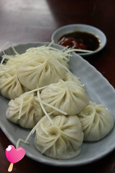 高雄熱河街-上海生煎湯包-原味湯包
