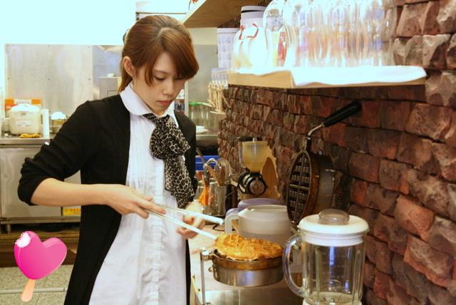 高雄美食咖啡磚磚-鬆餅
