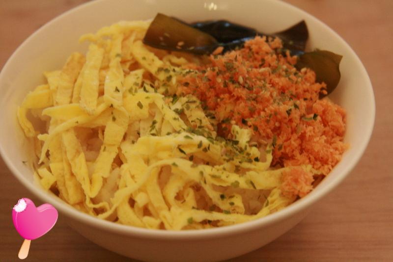 幸福鍋燒-鮭魚飯