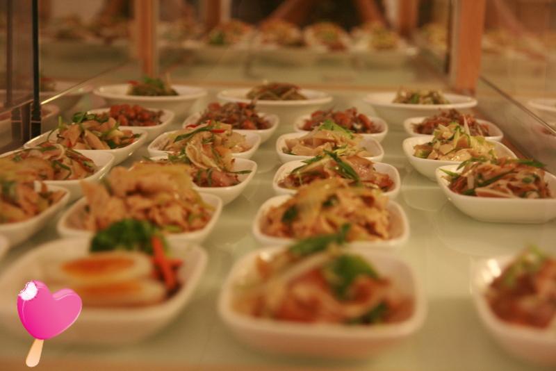幸福鍋燒-小菜區