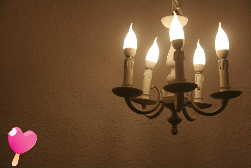 幸福鍋燒-一樓燈飾
