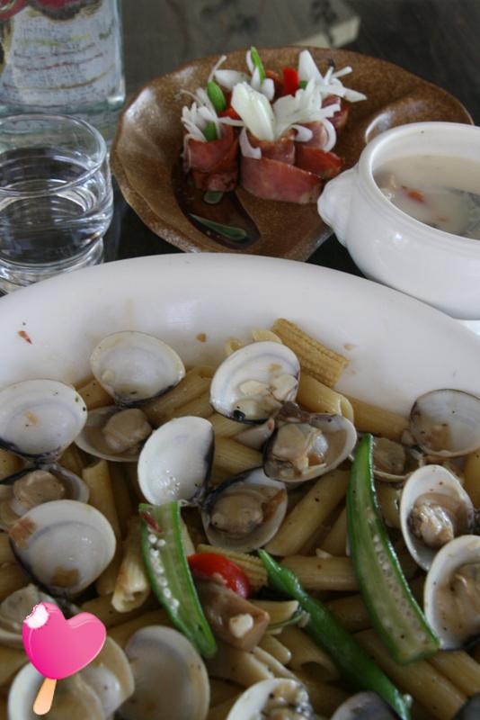 20120630布蕾克義大利麵