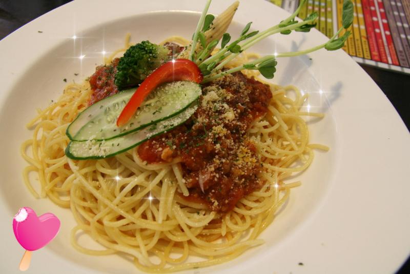 有夠義式義大利麵-蕃茄肉醬義大利麵