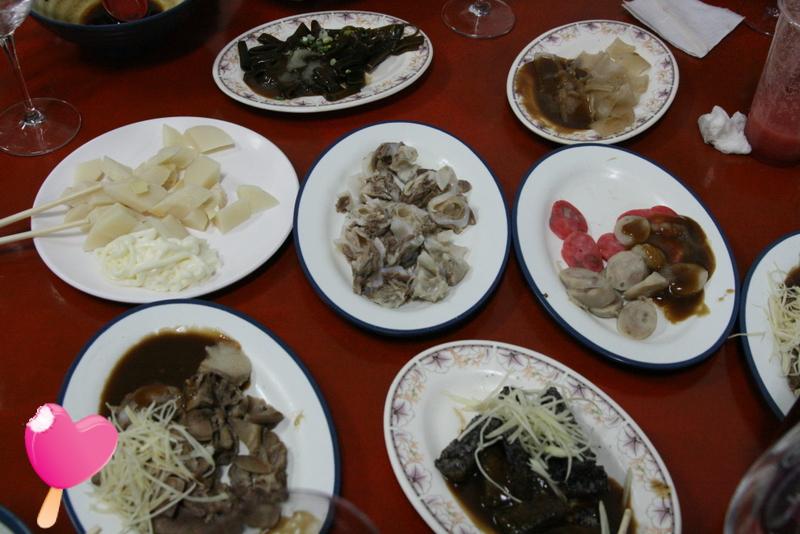 阿誠鮮蝦餛飩、鹽水意麵