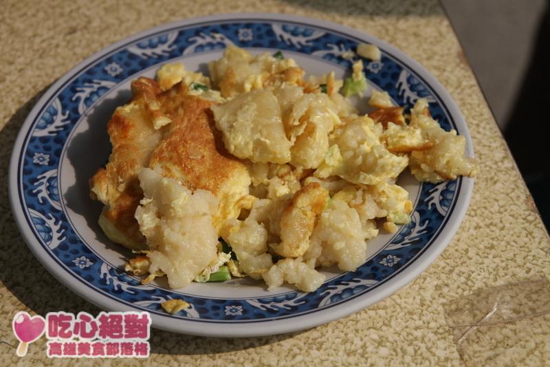 高雄早餐-西子灣阿姨蛋餅